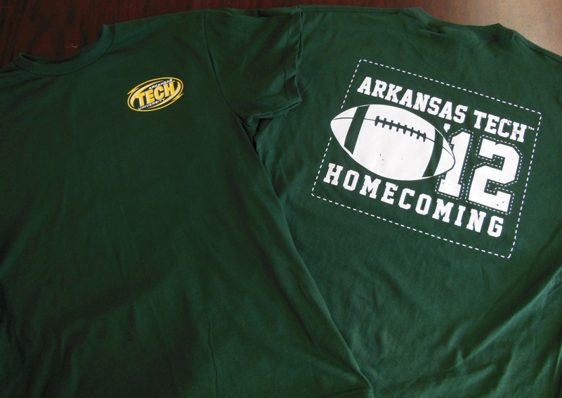 homecoming t shirts available